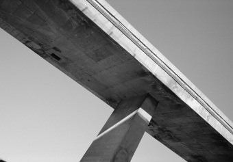 Overpass No 7, Turcot Interchange, Montréal, 2001