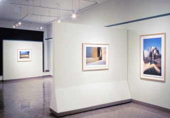 Guggenheim Bilbao, installation view, Stephen Bulger Gallery, Toronto, 2001
