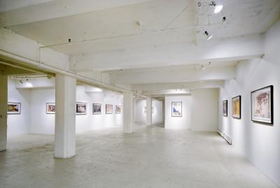 Zone, installation view, Quartier éphémère, Montréal, 1998 © Guy L'Heureux
